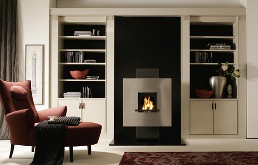 wandkamine h ngend. Black Bedroom Furniture Sets. Home Design Ideas
