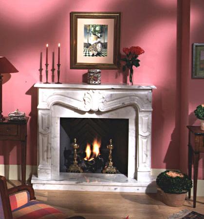kamine aus marmor und sandstein fassade schlicht und. Black Bedroom Furniture Sets. Home Design Ideas