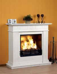 bioethanolkamin ravenna in klassischer gestaltung wandkamine stehend kamine mit flammen aus. Black Bedroom Furniture Sets. Home Design Ideas